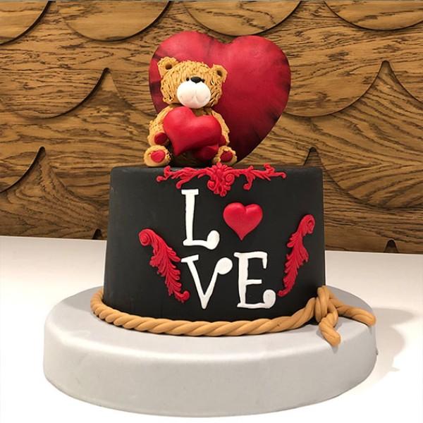 Sevgililer Günü Pasta 03