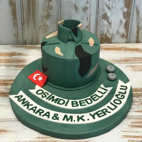 Asker Pastası 1