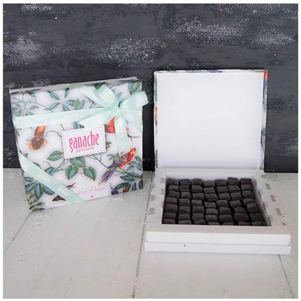 Çikolata Kaplı Lokum