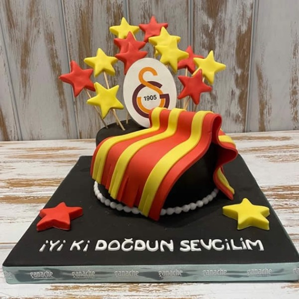 Galatasaray Pasta 01