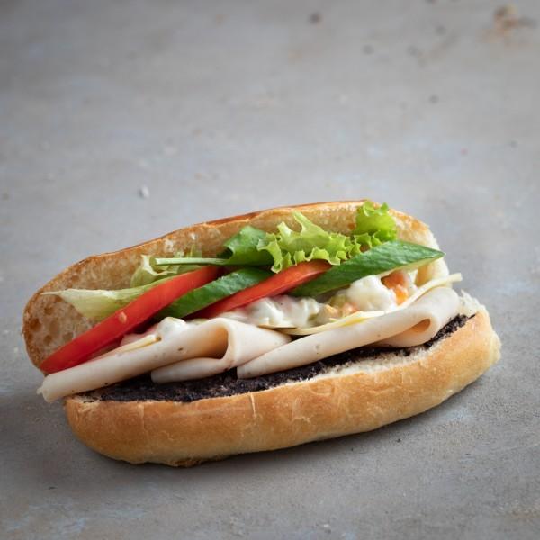 Ganache Sandviç