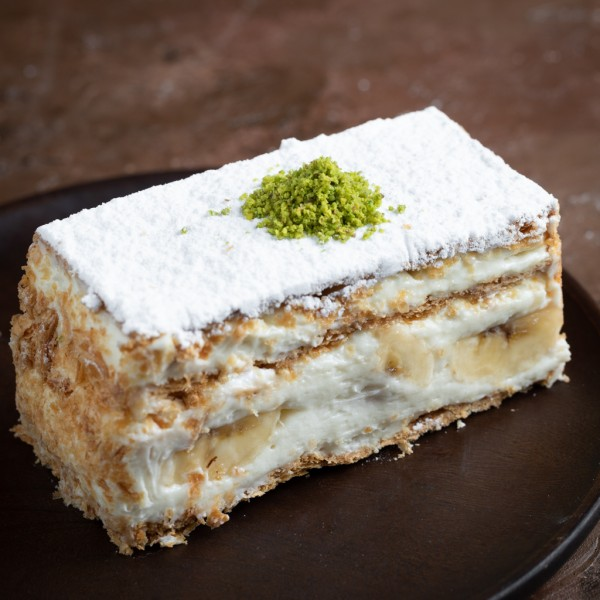 Milföy Muzlu Pasta