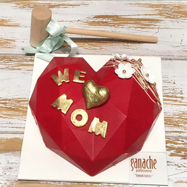 Annelere Özel Pinyata Pasta 05