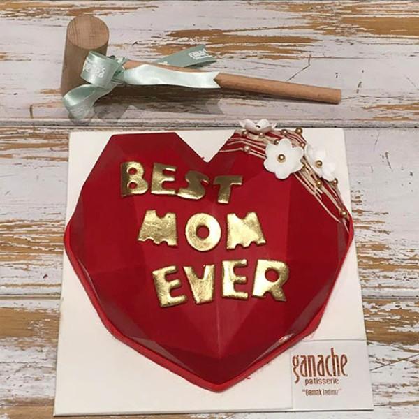 Annelere Özel Pinyata Pasta 06