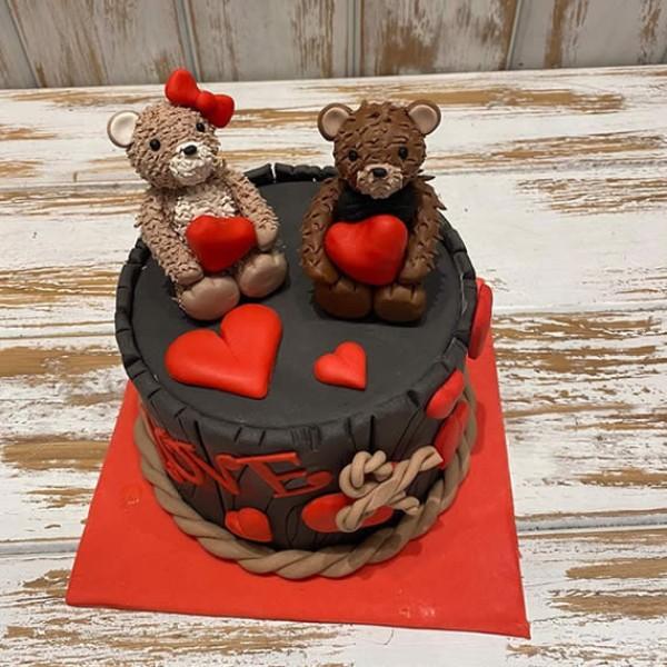 Sevgililer Günü Pasta
