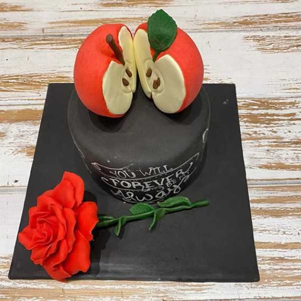 Sevgililer Günü Pasta 02