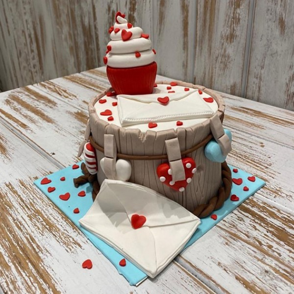 Sevgililer Günü Pasta 05