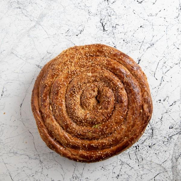 Tahinli Çörek