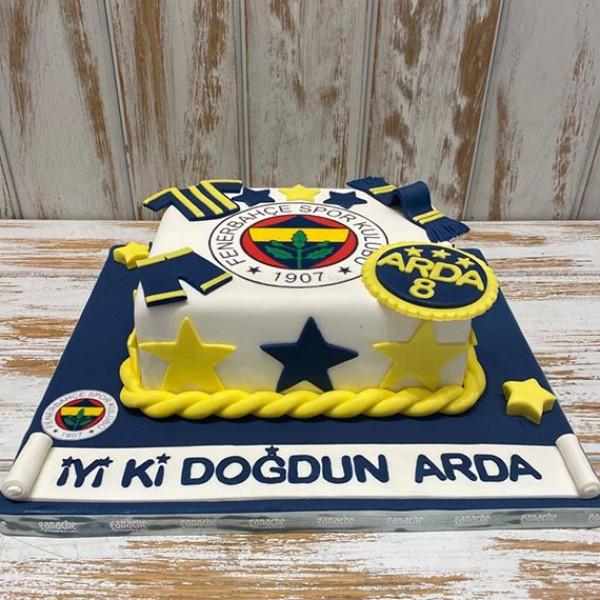 Fenerbahçe Pasta 04