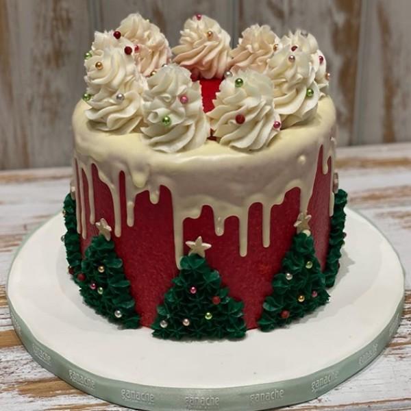 Yeni Yıl Pastaları 08