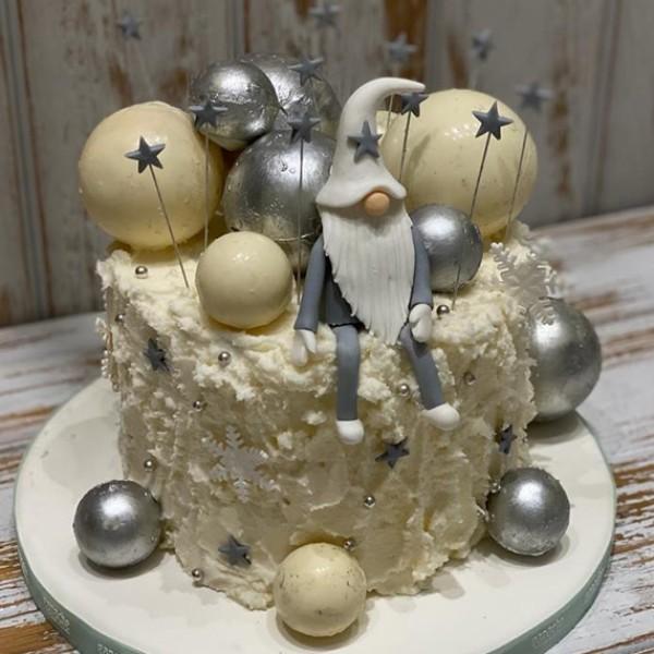 Yeni Yıl Pastaları 10